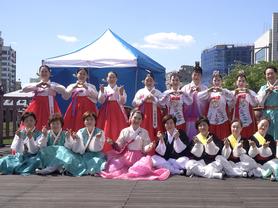 '한국'문화원연합회, '찾아가는 문화로 청춘'… 어르신의 행복나눔 문화예술 공연